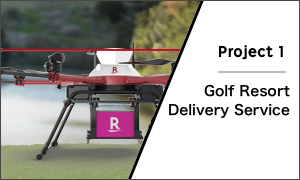 Project 1: Golf Resort Delivery Service